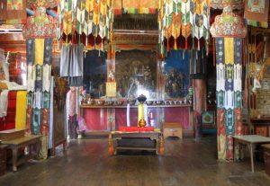 A Buddhist Monastery in Lahaul Spiti
